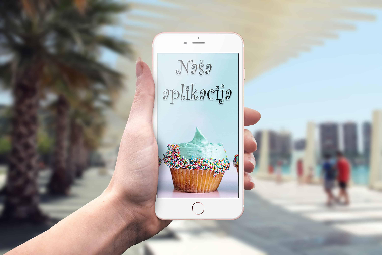 Mobilne aplikacije Postiva rešitve d.o.o.