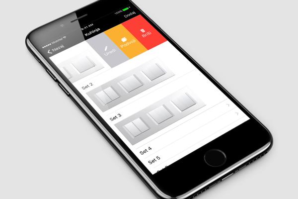Mobilna aplikacija Tem Modul Manager by Positiva 3