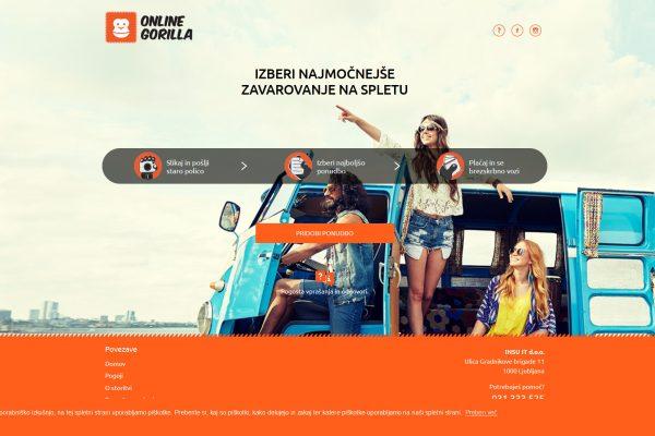 Onlinegorilla by Positiva