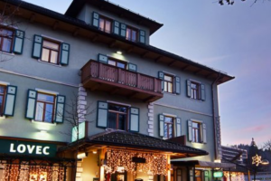HOTEL LOVEC BLED POSITIVA REŠITVE D.O.O.