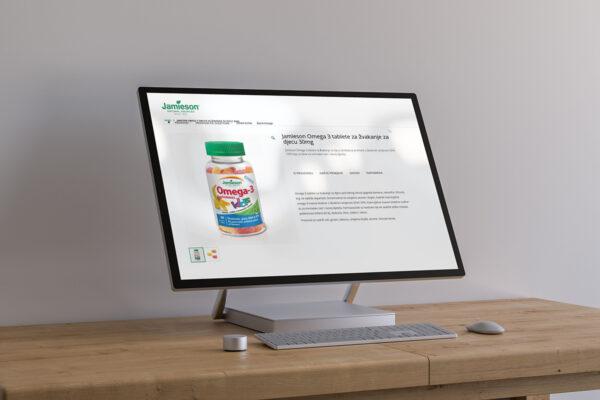 Jamieson Vitamins Positiva rešitve d.o.o. 3