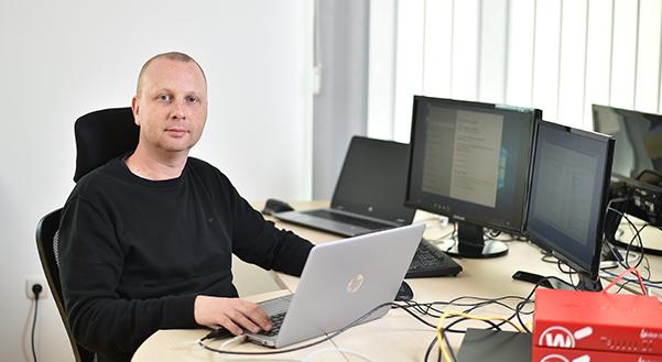 Naš Miha v Računalniških novicah svetuje o pomembnosti varovanja podatkov