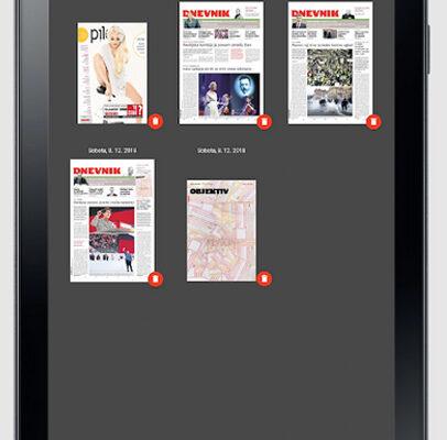 mobilna aplikacija časnika dnevnik positiva rešitve d.o.o. 2.