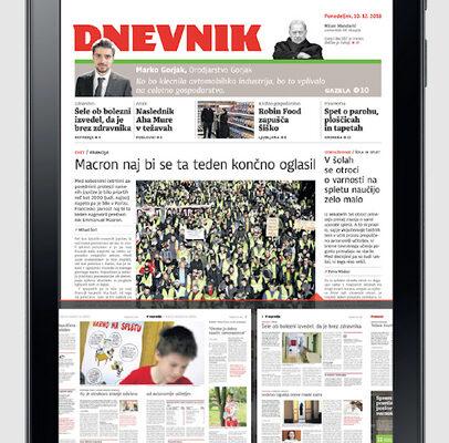 mobilna aplikacija časnika dnevnik positiva rešitve d.o.o. 3